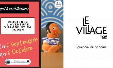 Village By CA Rouen Vallée de Seine : 10ème appel à candidatures