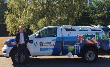 Bachelet-Bonnefond, acteur du développement durable, au cœur du réseau d'entreprises RNI
