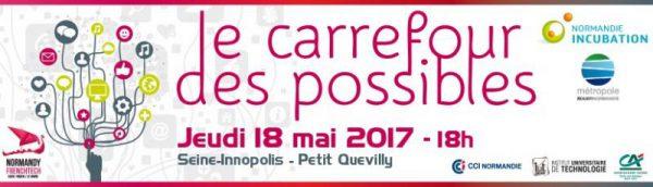 Carrefour des Possibles - Rouen 2017