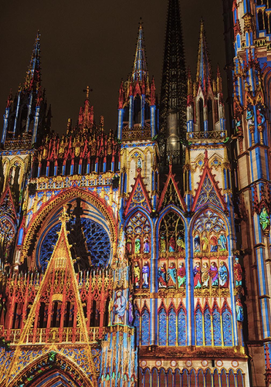 cathédrale-lumière