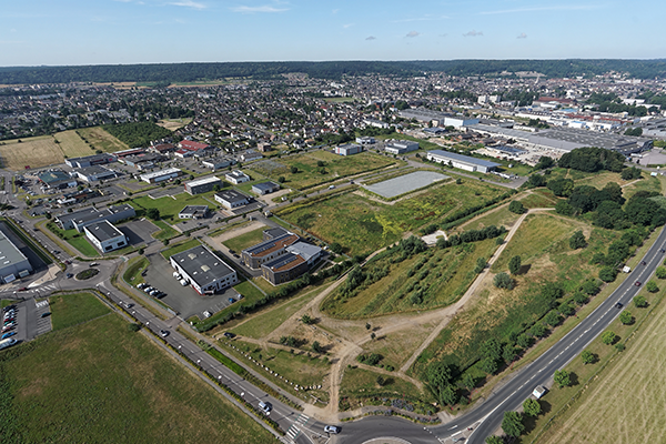 Clos Allard Business Park ©Altivolus