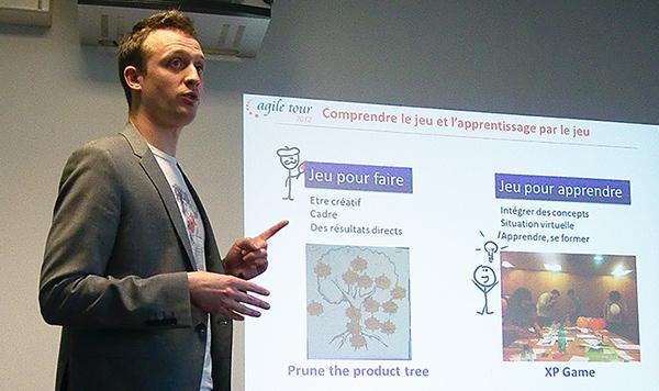 Codeur en Seine : conférence web, développement et méthode agile à Rouen