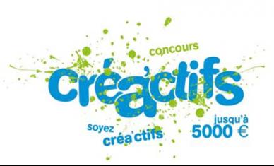 La 11ème édition du Concours Créactifs est lancée !