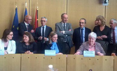 Territoires d'industrie : conférence normande à Rouen