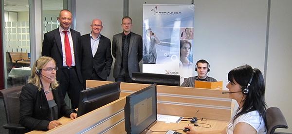 Consulcom developpe son centre d'appel à Rouen