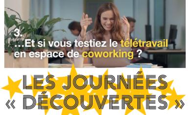 Coworking : Journées découvertes au Kaléidoscope