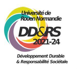 Label DDRS obtenu par lUniversité Rouen Normandie