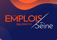 Emplois en Seine – Salon 2019