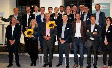 Le réseau Entreprendre a fêté ses lauréats
