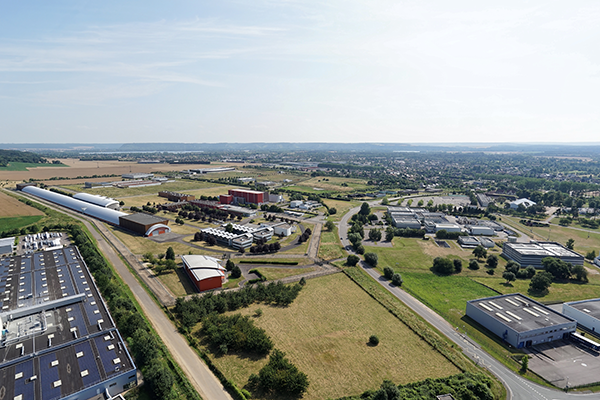 Les Portes Business Park ©Altivolus