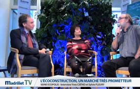 L'écoconstruction, un marché très prometteur