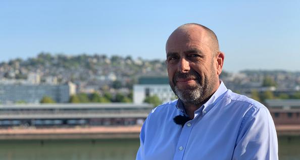 Christophe DEMOUILLIEZ, Président de la Fédération des Promoteurs Immobiliers de Normandie