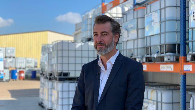 Interview de Christophe LAGUERRE, dirigeant de l'entreprise familiale Etablissements LAGUERRE