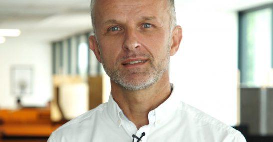 Stéphane Mérai, DG Attineos, entreprise de services numériques à Rouen
