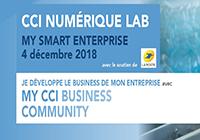 CCI Numérique Lab Smart Enterprise