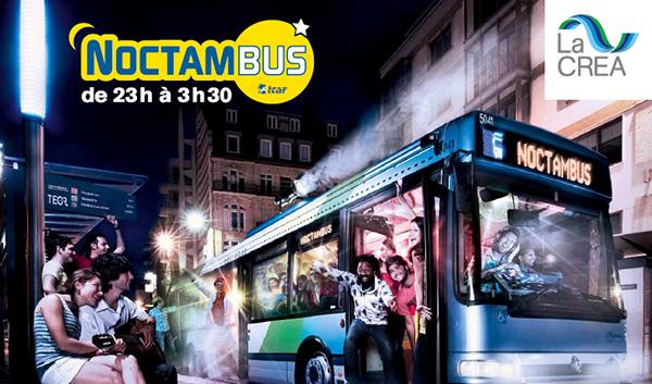 Les transports en commun sur Rouen et La CREA s'adaptent à la vie nocturne des étudiants