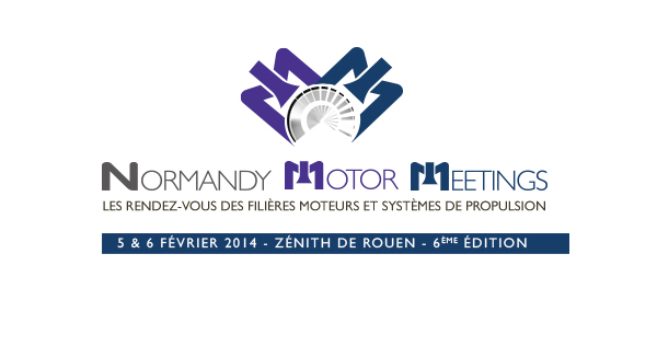 Convention Normandy Motors Meeting à Rouen
