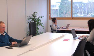 Un nouvel espace de Coworking by Web&Solutions