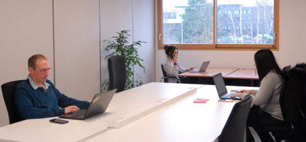 Coworking by Web & Solutions - Rouen