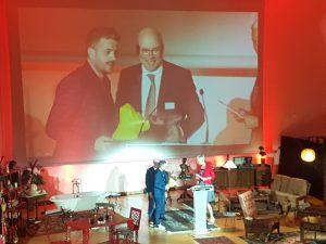 Paul Marius, maroquinier à Rouen, récompensé lors des Trophées de l'Economie Normande 2019