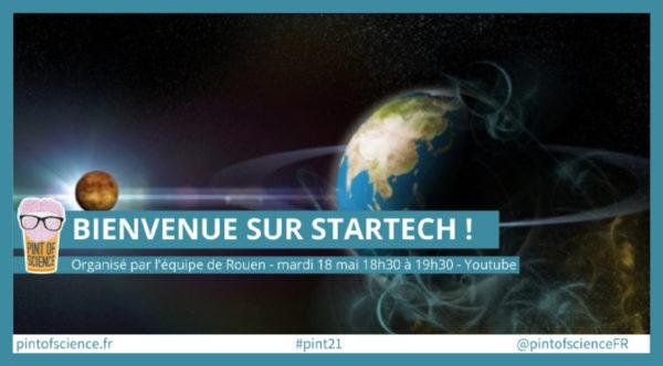 Pint of Science 2021 Rouen