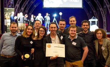 La startup Eyeneed remporte le prix Galien !