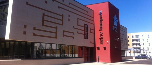 Seine Innopolis, le nouveau pôle TIC à Rouen