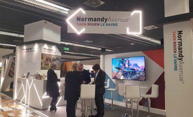 Retrouvez Rouen Normandy Invest au SIMI 2019
