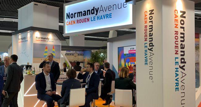 Rouen Normandy Invest au salon SIMI 2019, salon de l'immobilier d'entreprise
