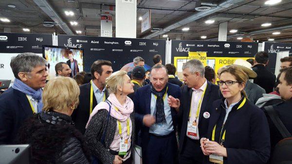 Les startups rouennaises comme Keyveo et Digworks au salon CES de Las Vegas