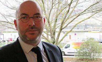 Thomas Courtier, nouveau directeur de l'UPR