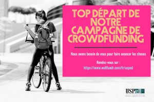 Campagne de crowfunding Upsed