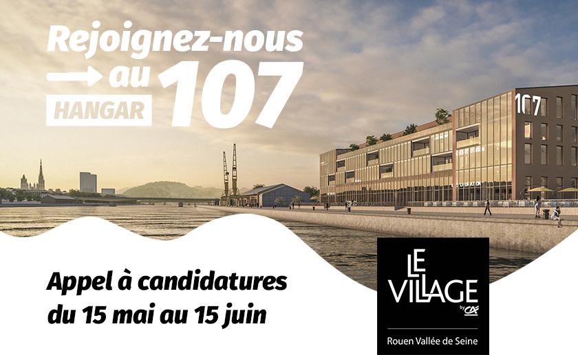 Village by CA Rouen : appel à candidatures du 15 mai au 15 juin 2021
