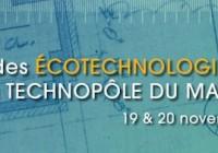 2èmes Journées des Ecotechnologies du Technopôle du Madrillet